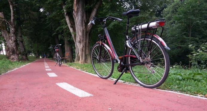 Primaria Sibiu devine eco. A cumparat biciclete electrice pentru angajati
