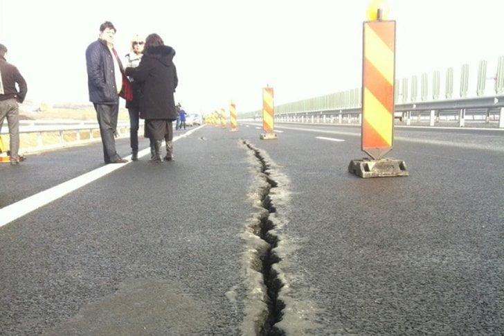 crapatura autostrada sibiu-orastie