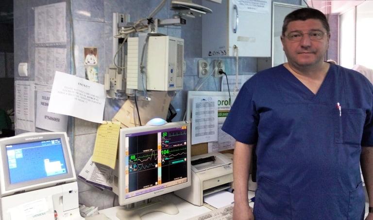 Inca o premiera medicala la Sibiu: dubla filtrare plasmafereza