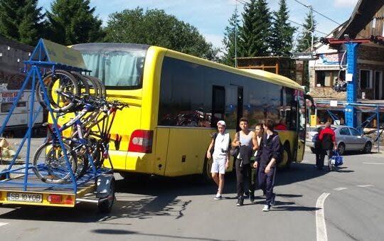 "Cat costa sa iti ""plimbi"" bicicleta cu Tursib-ul pana la Paltinis"