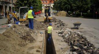 Regulament nou privind sapaturile. Cat costa metrul patrat daca strici o strada abia asfaltata, in Sibiu