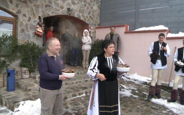 Zilele Culturale ale Judetului  debuteaza in Marginimea Sibiului