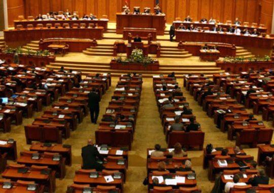 Gest uluitor al unui deputat sibian in plenul Camerei Deputatilor! Este unic ce a facut!