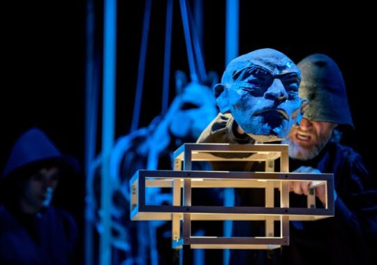 "Teatrul ""Gong"" Sibiu pleaca in turneu national"