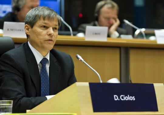 Primul mare proiect al lui Ciolos este unul astepat de toti sibienii