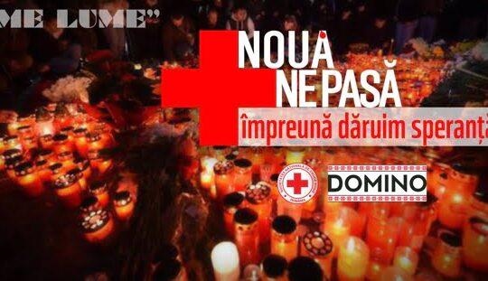 O trupa rock din Sibiu colecteaza fonduri pentru victimele din Colectiv. Am cantat acolo, putem fi noi pe scena