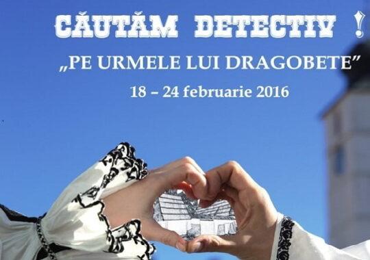 """Pe urmele lui Dragobete""- Muzeul Astra cauta detectiv!"