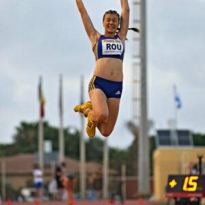 4.Raluca Oprica, atleta, saritura lungime, Romania