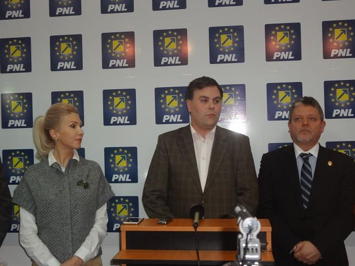 Canditat Primaria Sibiu, Razvan Pop, Raluca Turcan, Mircea Cazan