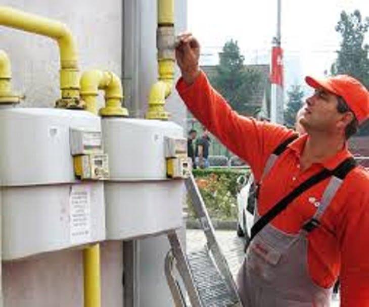 Trei localități rămân fără gaz