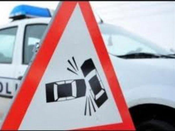 accident rutier cu pagube materiale, fara permis
