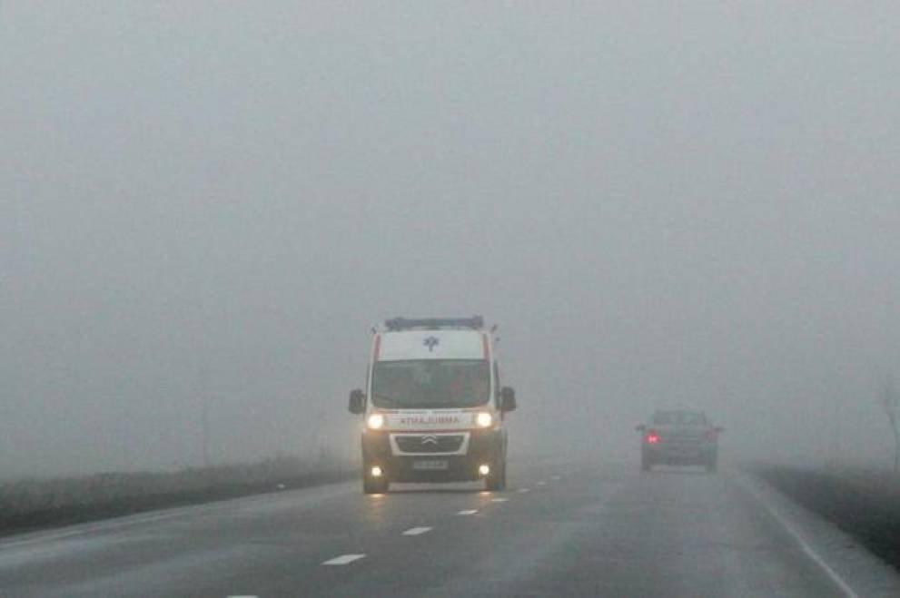 Cod Galben de ceata in Sibiu si alte cinci judete din Transilvania