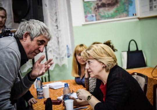 Primaria a incheiat prima runda de intalniri cu sibienii. Fodor se intoarce in cartiere, in martie