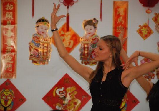 Intrarea in Anul Cainelui de Pămantse va sarbatori si la Sibiu