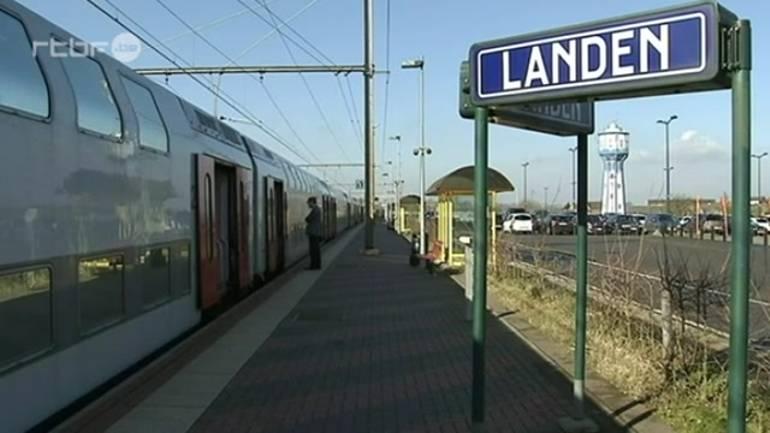 Un tren a mers singur intre doua gari din Belgia