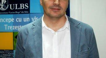 Horațiu Rusu, noul presedinte al Senatului ULBS