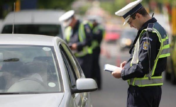 infractiuni rutiere, fara permis la volan