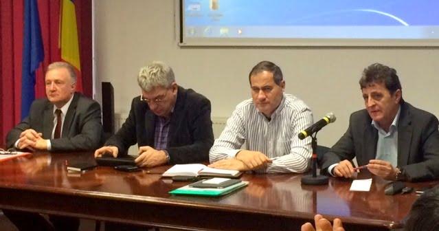 PSD-istii din Ardeal s-au intalnit la Sibiu. Au pus la punct strategia pentru alegeri