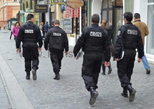 Poliţia locală Sibiu caută colegi noi