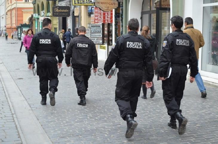 Politia locala s-a pus pe dat amenzi. 100 in doar trei zile