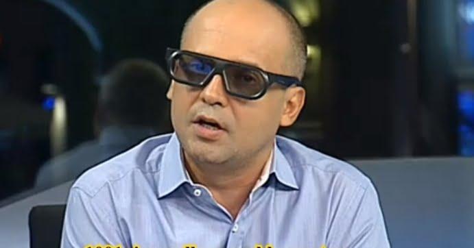 radu banciu cu ochelari
