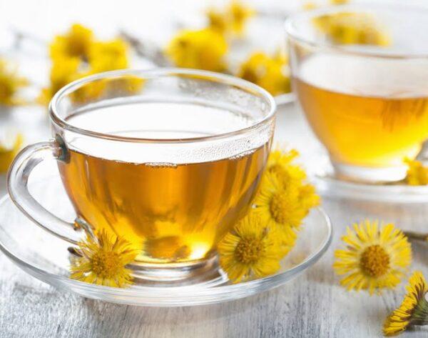 tuse rebela, ceai potbal