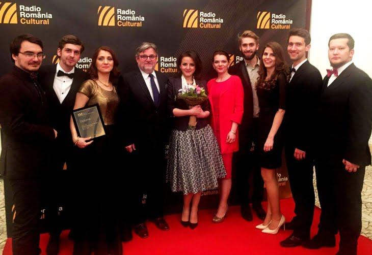 """Antisocial"", Marele Premiu al Galei Premiilor Radio Romania Cultural"
