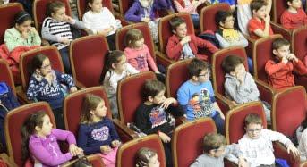 Concerte Educative pentru elevi, la Filarmonica de Stat Sibiu