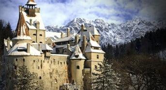Castelul lui Dracula, scos la vanzare. Vezi suma pentru care poate fi cumparat