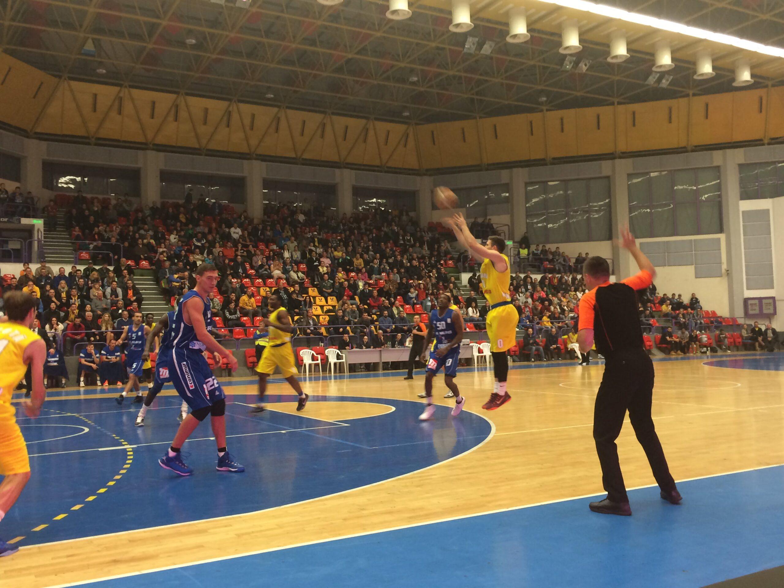 Victorie din a sasea incercare! CSU Sibiu a invins Tg. Mures