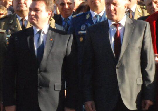 Ramas fara Sitterli, Cindrea a mai supravietuit trei zile la presedintia CJ Sibiu