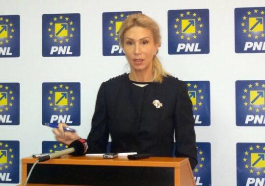 """Raluca Turcan nu se multumeste cu demisia prefectului. """"Este abuz institutional!"""""""