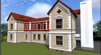 Spitalul Clinic Judetean Sibiu va avea statie de oxigen si sectie de ORL reabilitata
