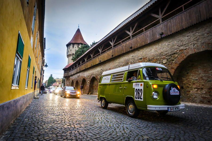 Sibiul devine capitala vehiculelor istorice