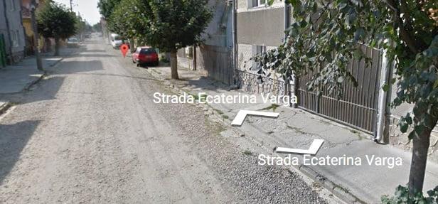 Primaria Sibiu aloca peste 300.000 euro pentru modrenizarea strazii Ecaterina Varga