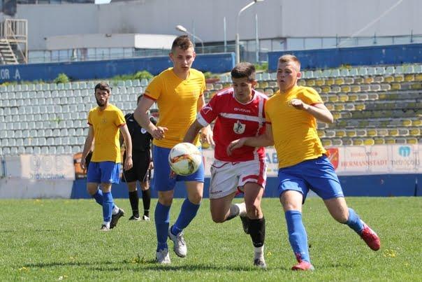 echipa de fotbal ulbs1