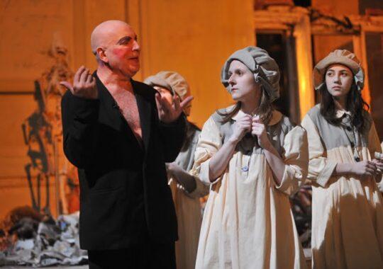 """""""Faust"""" mai cauta cinci Margarete"""