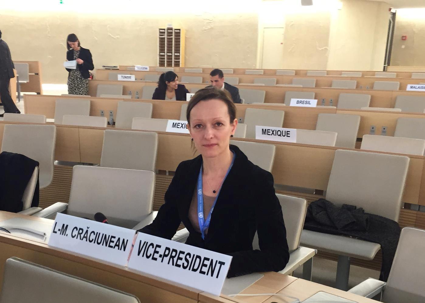 O sibianca va reprezenta Romania la ONU, intr-o functie pe care n-am mai avut-o de 30 ani