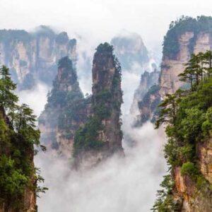 Parcul Naţional Zhangjiajie