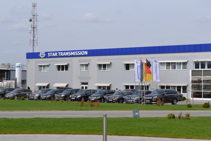 star transmission sebes