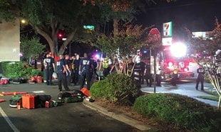 Carnagiu intr-un club din Florida. A ucis 50 de oameni in cateva minute