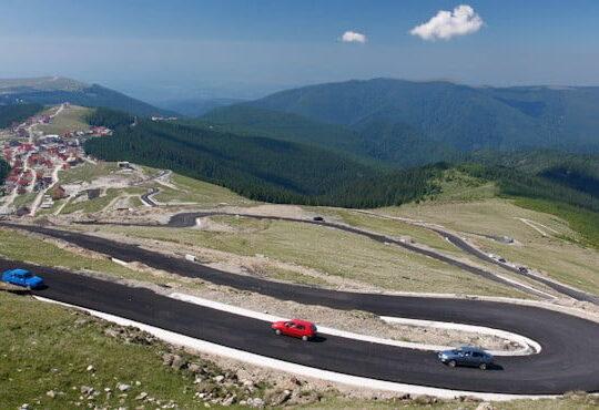 Film despre povestea nestiuta a celui mai frumos drum din Europa, lansat la Sibiu