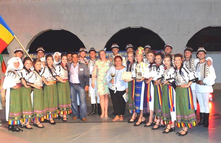 ceata junii sibiului premiata in bulgaria