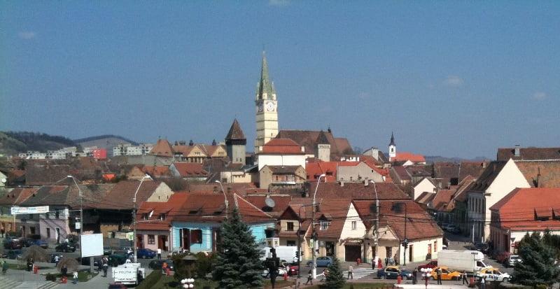 Orasul din judetul Sibiu care si-a pierdut un sfert din locuitori de la Revolutie incoace