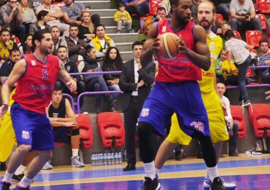 CSU Sibiu si-a luat pivot de cupe europene si vrea mai sus de locul 6