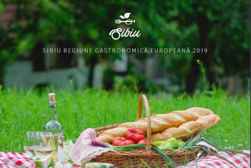 Sibiul este din nou deschizator de drumuri. A fost desemnat Regiune Gastronomica Europeana 2019