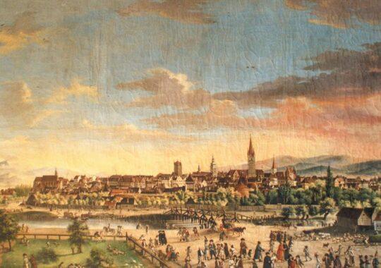 Sibiul vazut de un irlandez, la 1821: o ţara bogata, o cultura superioara