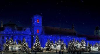 Targul de Craciun din Sibiu implineste 10 ani. Proiectii grandioase in Piata Mare
