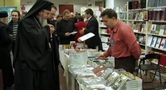 Lansari de carte la Targul National de Carte si Revista religioasa