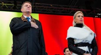 Klaus Iohannis o trimite pe Raluca Turcan catre sefia PNL